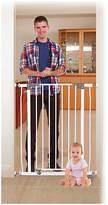 Dream Baby Dreambaby® Liberty Tall Pressure Mounted White Gate 75-82cm