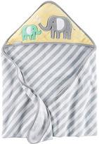 Carter's Elephant Hooded Towel