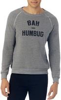 Alternative Eco Fleece Champ Bah Humbug Sweatshirt