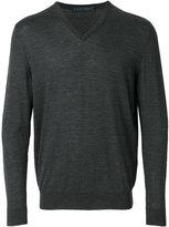 Kiton V-neck sweater - men - Wool - M