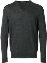 Kiton V-neck sweater