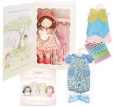 Bunnies by the Bay Daisy Girl Friend Doll & Book Gift Set