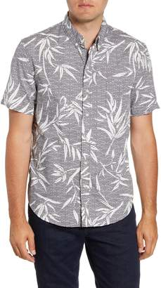 Reyn Spooner Regular Fit Short Sleeve Button-Down Shirt