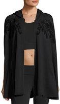 Puma Swan Cape Athletic Jacket, Black