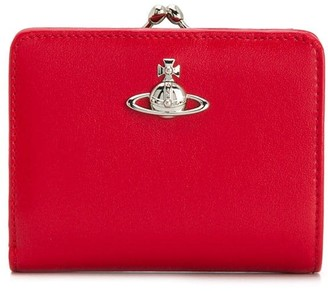 Vivienne Westwood orb clasp purse