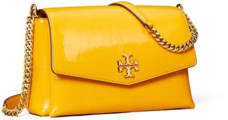 Tory Burch Kira Patent Small Convertible Shoulder Bag