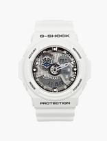 Casio White Retro Remix GA-300A-7AER Watch