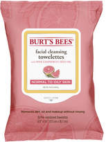 Burt's Bees Grapefruit Cleansing Towelettes