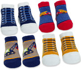Baby Essentials Baby Boys' 4-Pack Socks