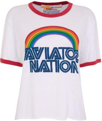 Aviator Nation Short Sleeve T Shirt - S