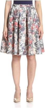 d.RA Women's Serafina Tapestry Skirt