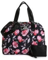 Steve Madden Floral Weekender Bag