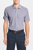 Cutter & Buck Men's Big & Tall 'Blaine' Oxford Polo