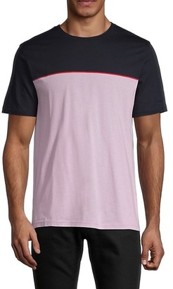 Ted Baker Colorblock Cotton Tee