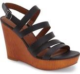 Lucky Brand 'Larinaa' Wedge Sandal (Women)