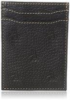 Original Penguin Men's Repeat Debossed Pocket Wallet