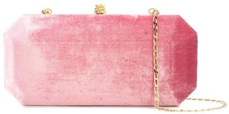 Tyler Ellis Perry large clutch bag