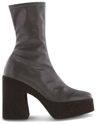Tony Bianco Jude Grey Muji Ankle Boot