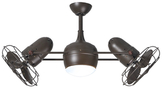 Ayden Rotational Ceiling Fan with Light Kit