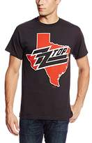 Bravado Men's ZZ Top Texas Event T-Shirt