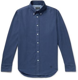Rag & Bone Tomlin Fit 2 Slim-Fit Button-Down Collar Cotton Oxford Shirt