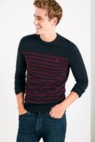 Jack Wills Chackmore Stripe Crew Neck Jumper