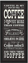 PTM Images Coffee Leaves I Wall Art