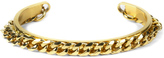 Mister Gold Gold Trinity 3 X 1 Cuff Bracelet