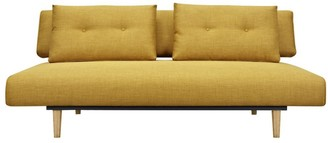 Fox Imports Rio Sofa Bed Yellow