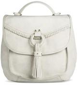 Mac & Jac Mac + Jac®; Solid Backpack - Light Grey
