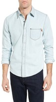 Timberland Men's Mumford River Soft Denim Shirt