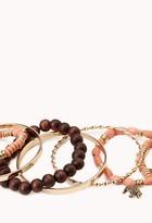 Forever 21 Boho Chic Bracelet Set
