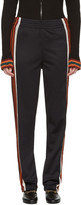 Wales Bonner Black Palms Track Pants