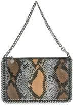 Stella McCartney Falabella snakeskin-effect purse