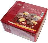 henry lambertz Exquisit Red Assorted Biscuits Tin