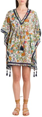 Tory Burch Kaftan Short Dress