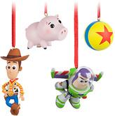 Disney Toy Story Sketchbook Minis Ornament Set