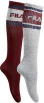 Fila Women's 2-Pk. Basic Tube Socks
