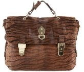 Mulberry Ponyhair Tillie Satchel