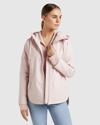 French Connection Women's Coats & Jackets - Curved Hem Raincoat - Size One Size, 10 at The Iconic