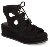 Jeffrey Campbell Women's Ximeno Platform Gladiator Sandal
