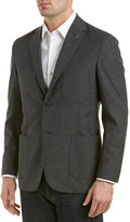 Michael Bastian Michael Bastion Gray Label Slim Fit Wool Sportcoat