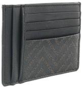 Versace EE3YOBPD4 EM08 Black/Brown Bifold Mens Wallet