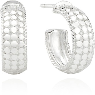 Anna Beck Small Dome Hoop Earrings