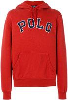 Polo Ralph Lauren logo hoodie