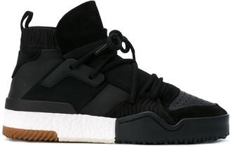 Adidas Originals By Alexander Wang x Alexander Wang BBall high-top sneakers