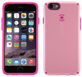 Speck CandyShell iPhone 6 & 6s Plus Case - Carnation Pink/Lipstick Pink