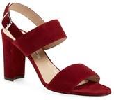 Manolo Blahnik Women's 'Khan' Two Strap Sandal