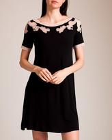 Paladini Couture Pizzo Frastaglio Poland Short Gown