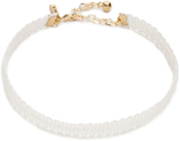 Vanessa Mooney Lace Choker Necklace